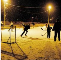 Kids play pickup hockey: Because such scenes seem to be getting rarer, there should be more phys­ed time in schools, Chris Eustace writes.